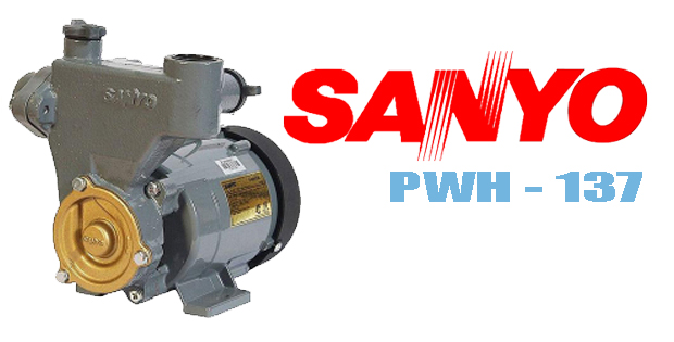 Pompa-air-sanyo-pwh137-125watt