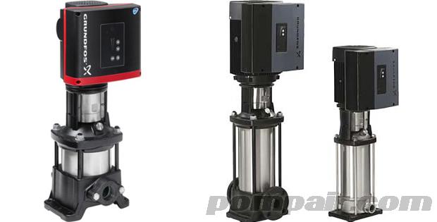 Mesin pompa air tekanan tinggi